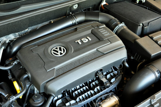 Causes and meaning of the VW check engine light