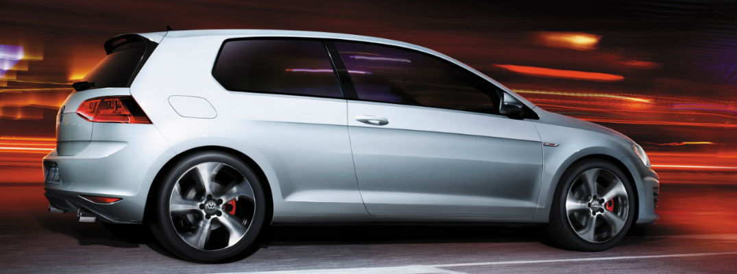 2017 Volkswagen Golf GTI Changes and Configurations