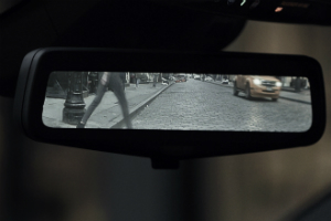 Is the Cadillac Rear Camera Mirror the next big feature?