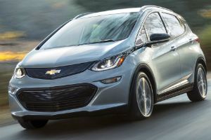When does the 2017 Chevy Bolt Come Out?