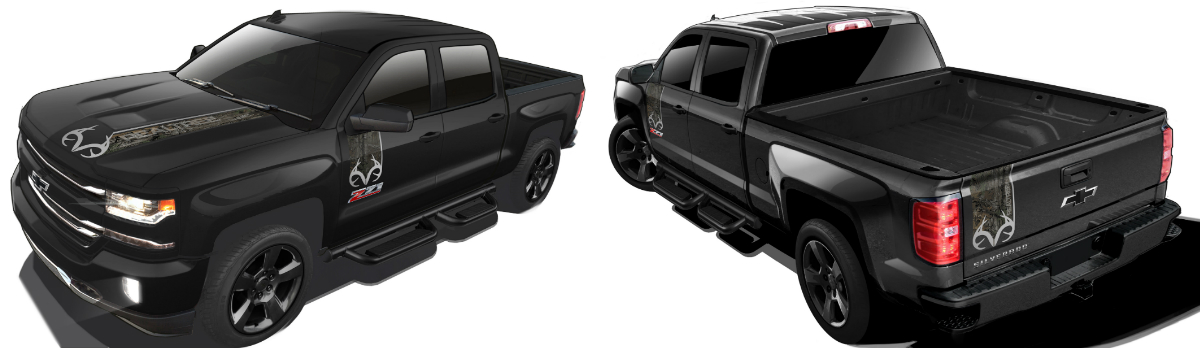 Silverado Realtree Edition >> See The New 2016 Chevy Silverado Realtree Edition