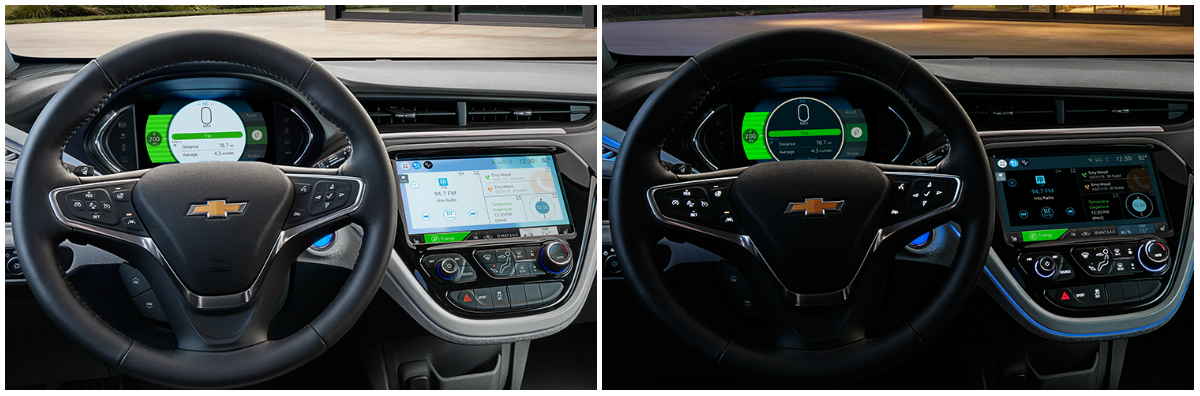 What features does the 2017 Chevy Bolt come with?