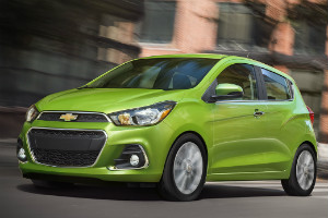 Fuel Efficient Chevy Cars in Fond du Lac WI