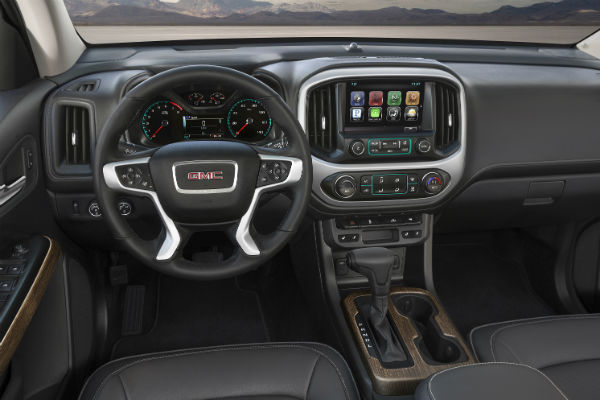 Will the 2017 GMC Canyon have a Denali Trim?