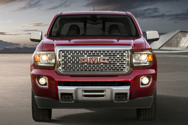 New Features in the 2017 GMC Canyon