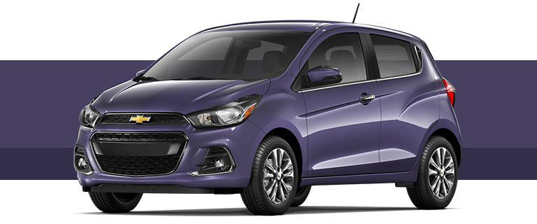 Fun Color Choices In The 2017 Chevy Spark Holiday Automotive