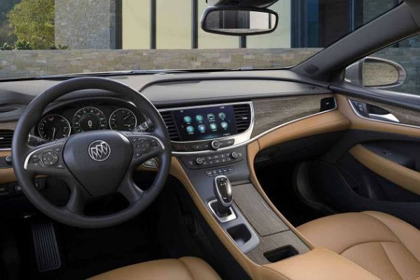 What Are The Differences Between The 2017 Buick Lacrosse Trims