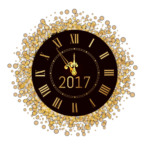 clock counting down to 2017