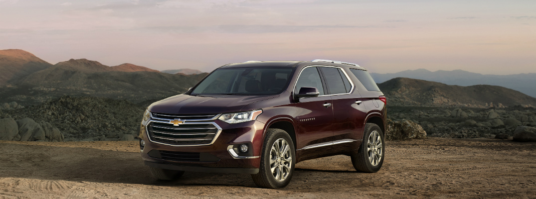 2018 chevy traverse changes and release date. Black Bedroom Furniture Sets. Home Design Ideas