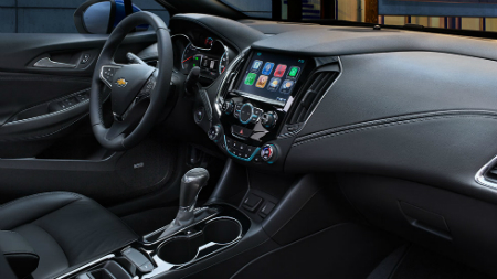 2017 chevy cruze diesel engine performance and efficiency. Black Bedroom Furniture Sets. Home Design Ideas