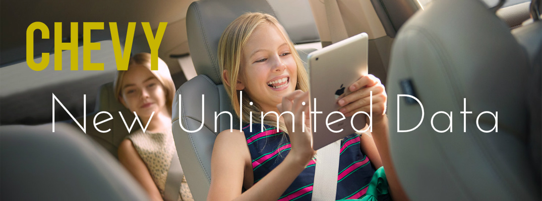 Can You Get Unlimited Data for Chevy Wi-Fi?