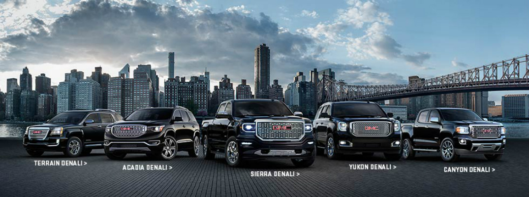 What Does Denali Mean on GMC Models?