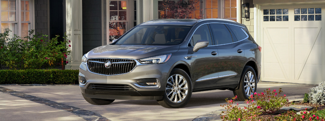 2018 Buick Enclave Changes and Release Date