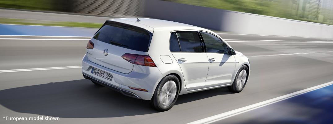 how much range does the 2017 vw e golf have. Black Bedroom Furniture Sets. Home Design Ideas