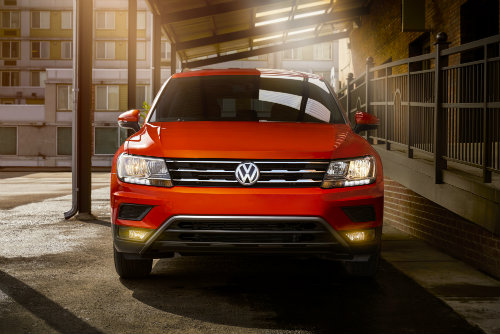 Official Pricing for the 2018 Volkswagen Tiguan