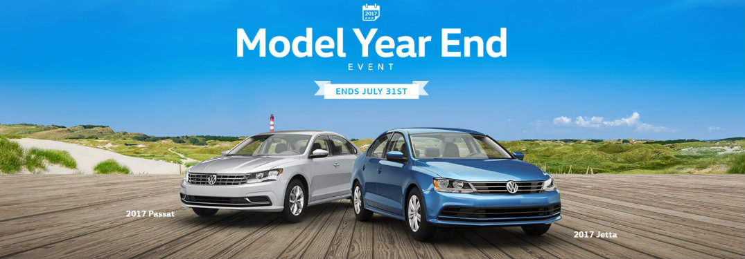 2017 Volkswagen Model Year End Sales Event Elgin Il