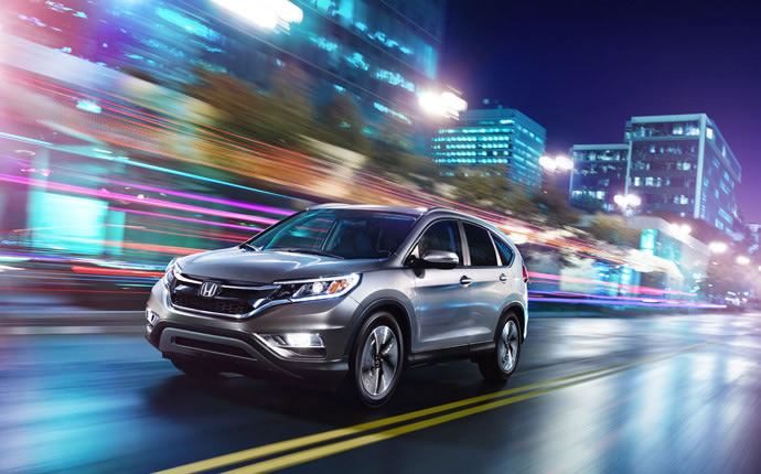 The Redesigned 2015 Honda CR-V