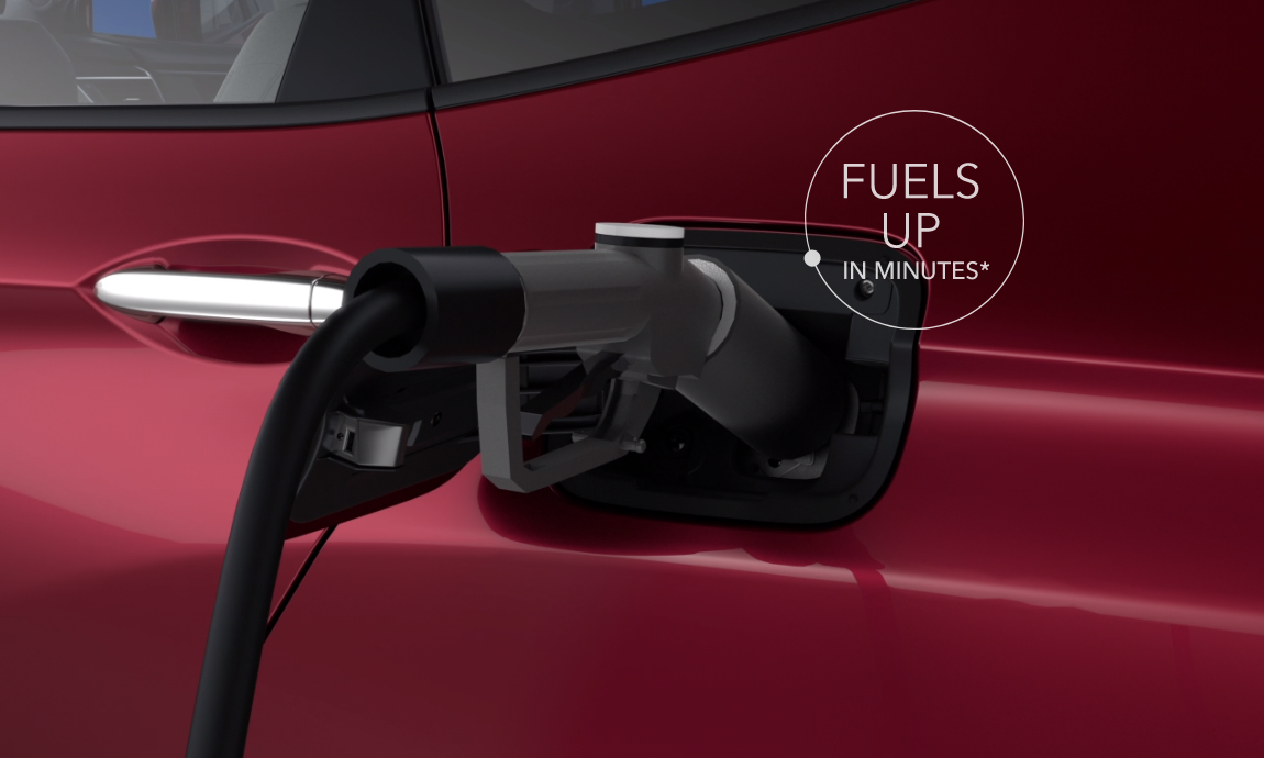 The Honda Clarity Fuel Cell Paves a Clean Path to the Future