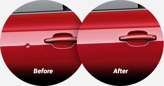 Paintless Dent Removal Cost >> Paintless Dent Repair In Va Radley Collision Center
