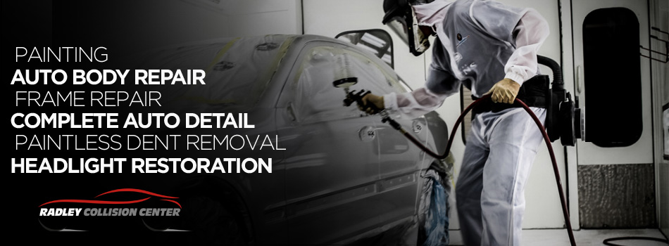 Automotive Cosmetic Damage Repairs and Additional Services
