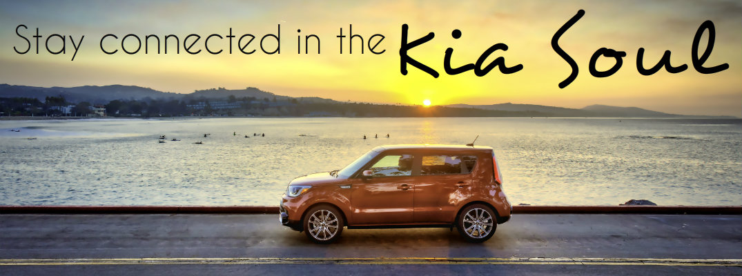2017 Kia Soul Bluetooth