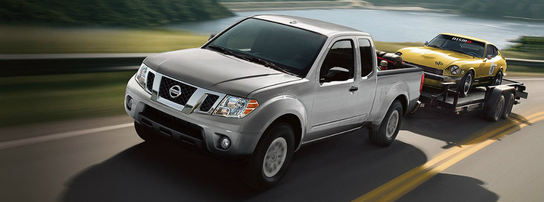 2017 Nissan Frontier engine specs and capabilities