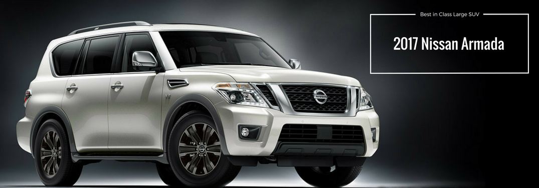 2017 Nissan Armada Awards and Accolades for Capability and Design