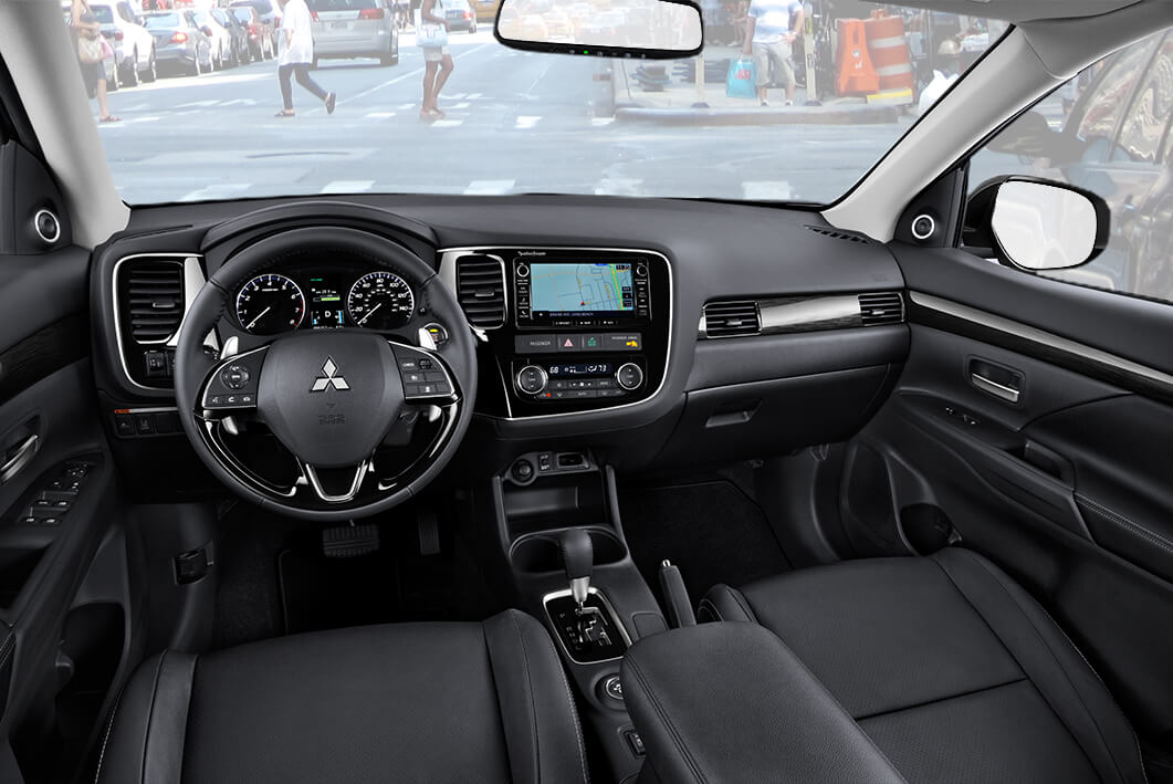 2016 Mitsubishi Outlander features and price