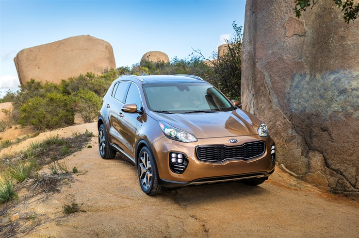 2017 Kia Sportage Release Date And Availabilit