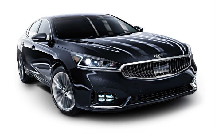 2017 kia cadenza release details features redesign. Black Bedroom Furniture Sets. Home Design Ideas