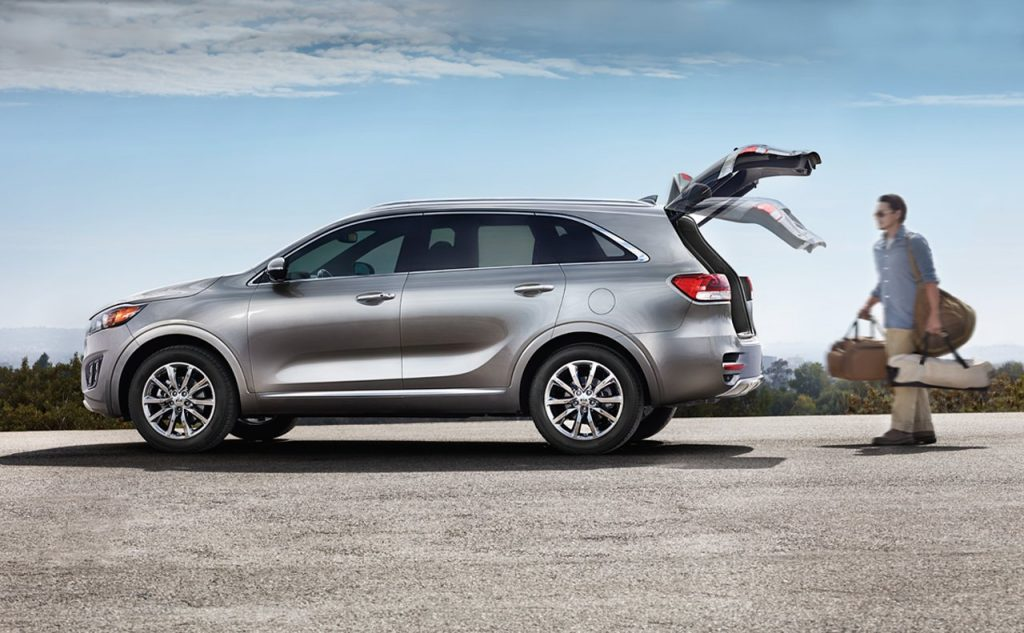 2017 Kia Sorento Available OffRoad Trim Levels and Performance