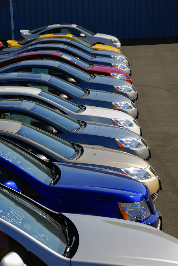 What Do Dealerships Handle When Purchasing A Car