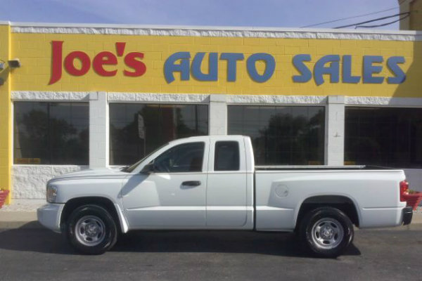 Used Dodge Dakota available at Joe's Auto Sales