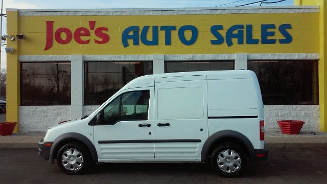 Used Ford Transit commercial van