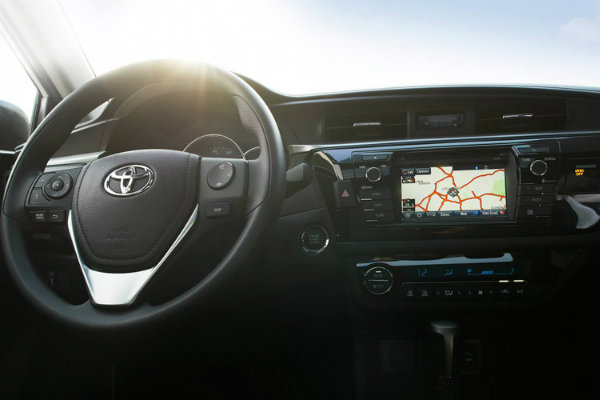 Navigation in a used vehicle infotainment system