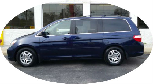 Used Honda Odyssey at Joe's Auto Sales