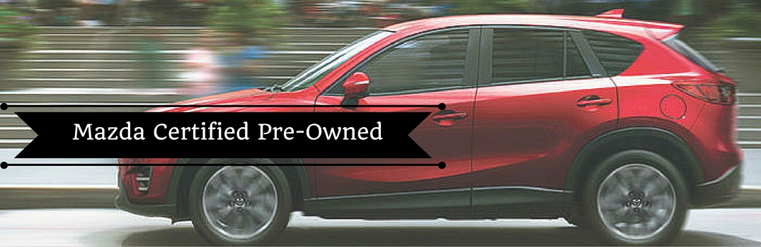 Certified Pre Owned Mazda In Milwaukee Wi
