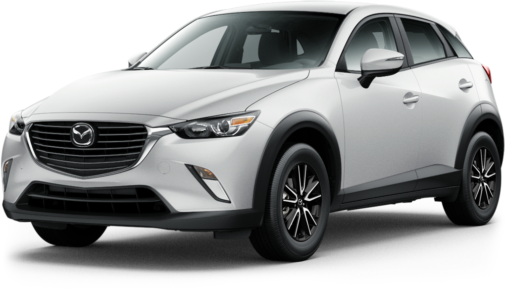 2017 <b>Mazda</b> <b>CX</b>-3 Color Options