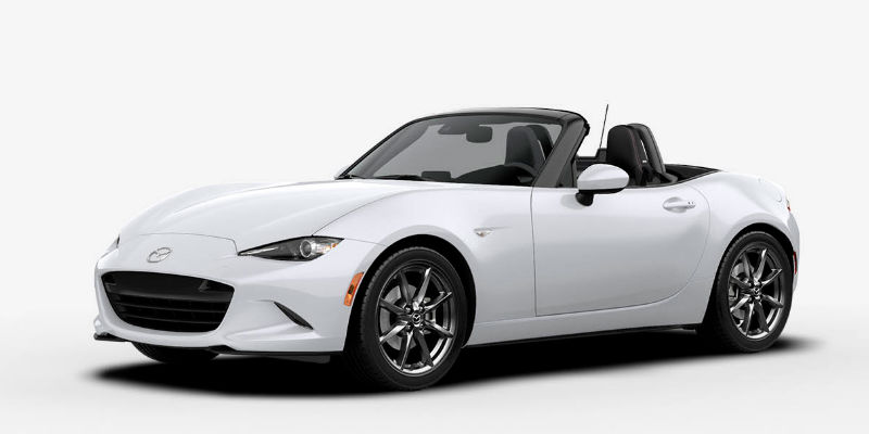 Awesome 2016 Mazda Miata Crystal White Pearl Pictures