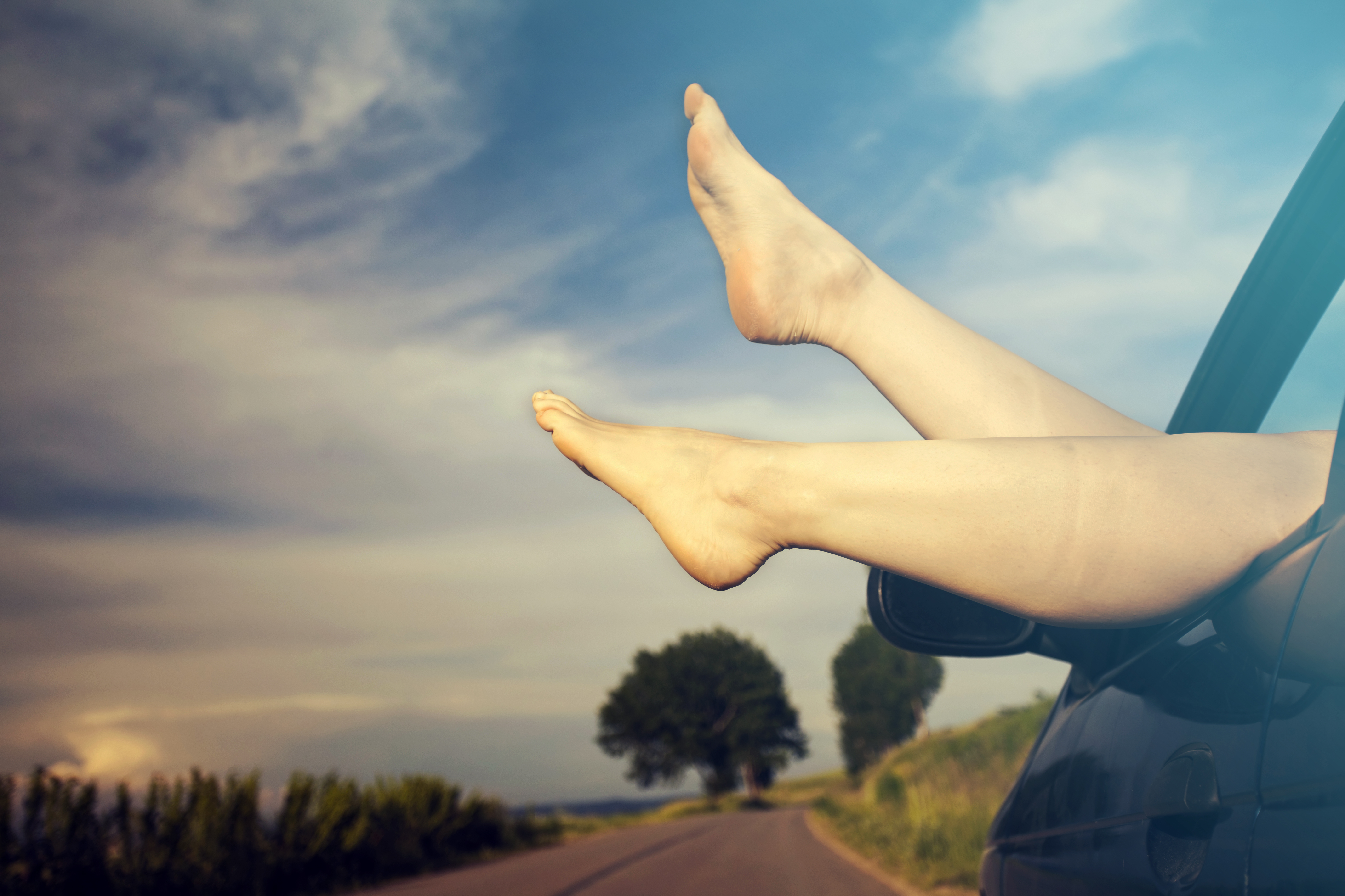 Is It Illegal To Drive Barefoot In Wisconsin