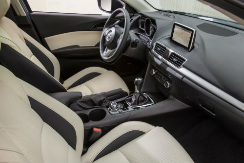 New 2016 mazda 3 specs and features - Mazda 3 hatchback interior dimensions ...
