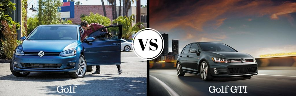 Difference Between Mazda3 And Mazda6 >> What is the Difference Between the VW Golf and VW Golf GTI?