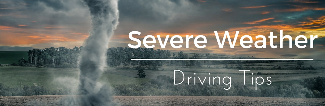severe weather driving tips in wisconsin tornado