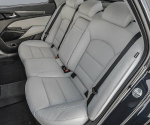 What is the difference between leather and Nappa leather seats?