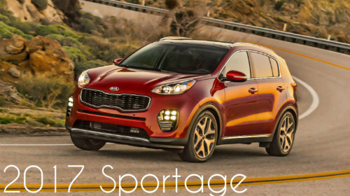 Kia Sportage Towing Capacity
