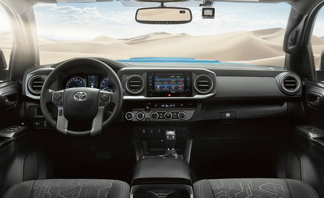 2016 Toyota Tacoma Interior Comfort Front Steering Wheel
