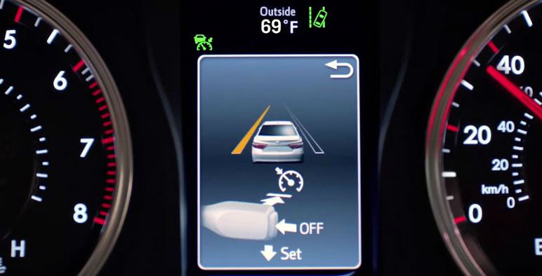 What Is Lane Departure Warning >> Toyota Lane Departure Alert