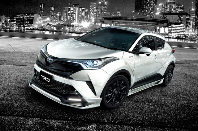Two Factory Body Kits Released In Japan Don Jacobs Toyota