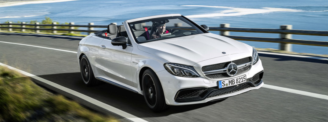 The Mercedes-AMG C63 S Joins the Cabriolet Club