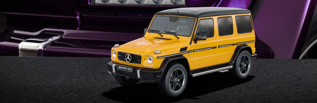 2017 mercedes amg g63 1 18 scale model suv price for Mercedes benz b service cost